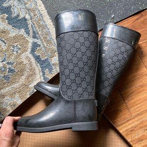 GUCCI Rain Boots
